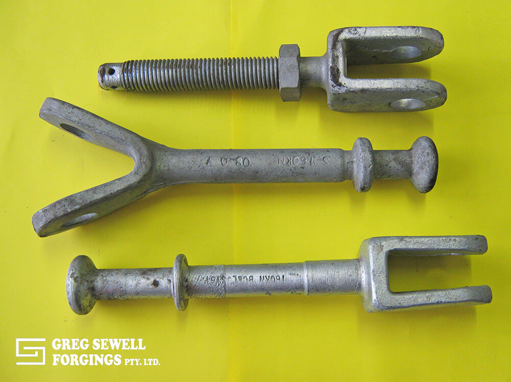 Ball Clevis Extension Link, Ball Y Clevis Extension Link, Turnbuckle Clevis