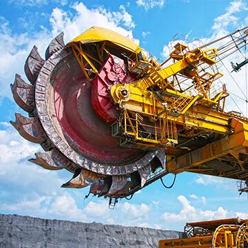 GS Forgings Mining crushing