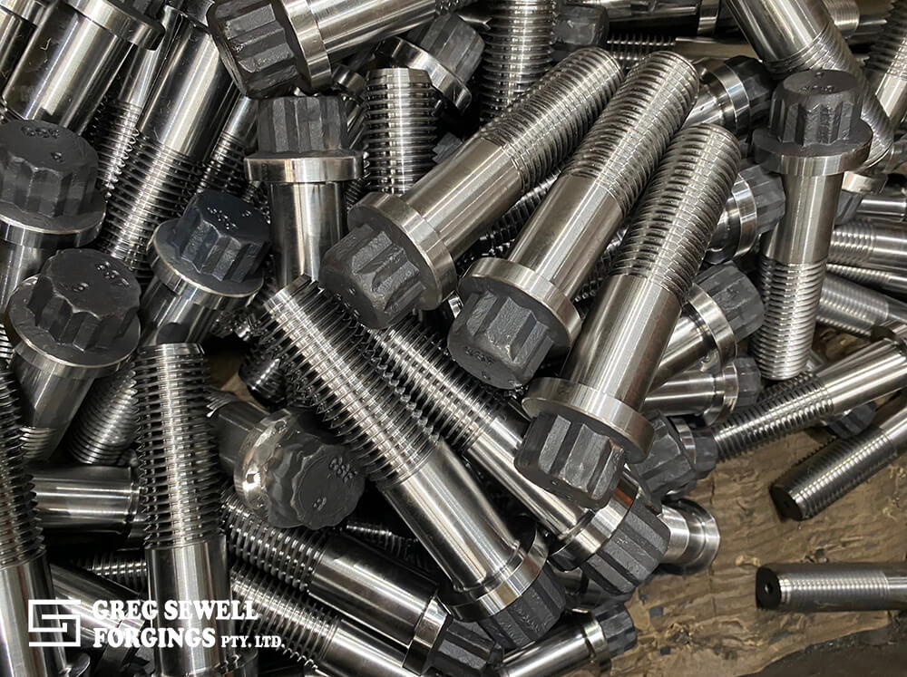 12 Point Head Bolts