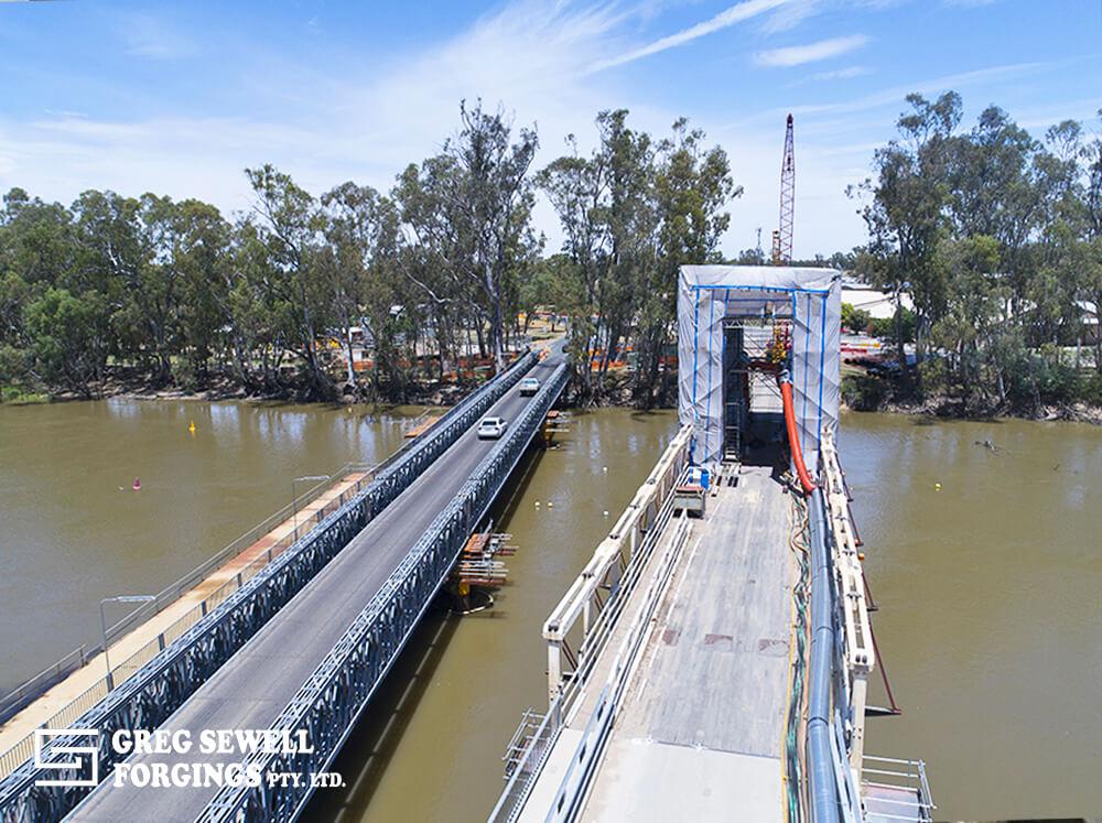 Barham Koondrook Bridge, NSW