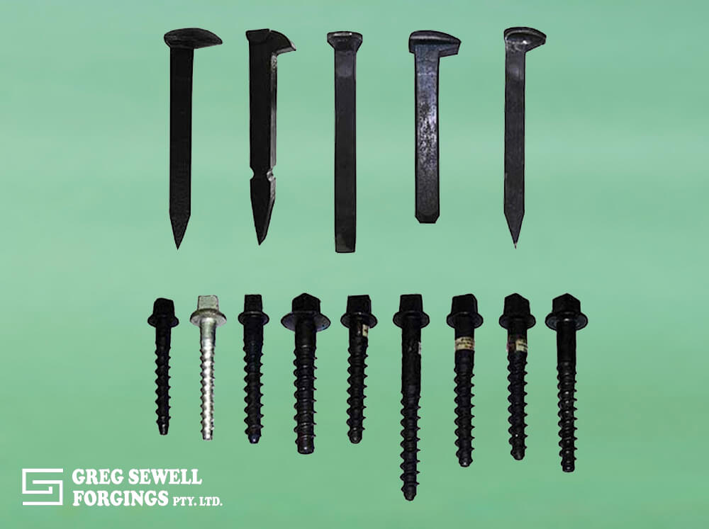Dogspikes & Screw Spikes