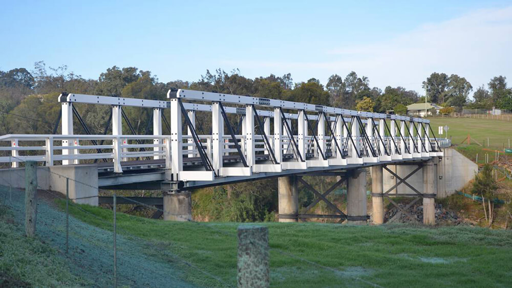 Glennies Creek Bridge After