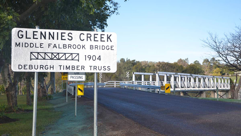 Glennies Creek Bridge