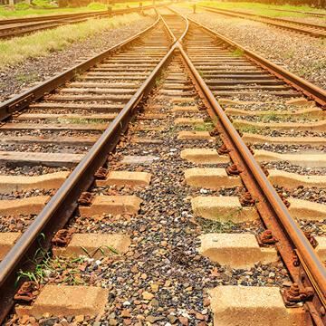 GS Forgings Rail transport
