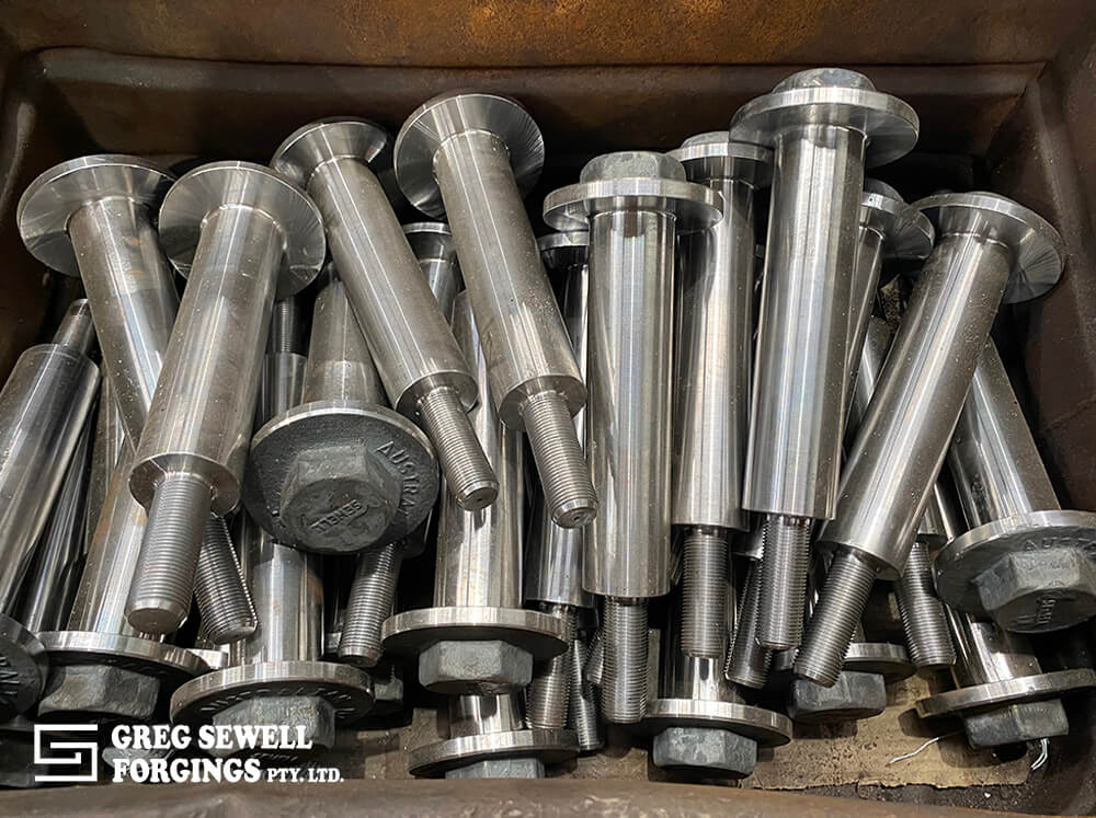 Torque Rod Pin - Specialised Automotive