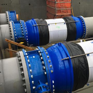 Water Industry GS Forgings