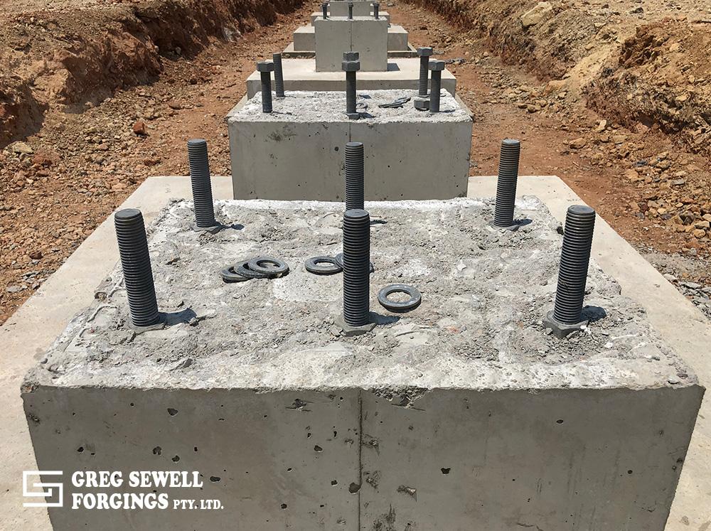 foundation bolts gs forgings